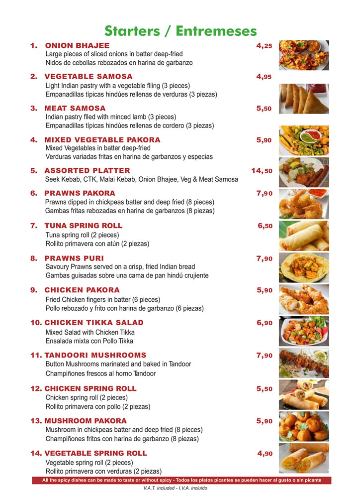 mini india duquesa indian restaurant duquesa indian restaurant